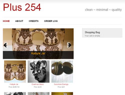 254 WordPress e-Commerce Theme