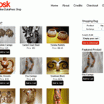 Kiosk WordPress e-commerce & DukaPress Theme